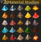 The Material Study Collection by vertry