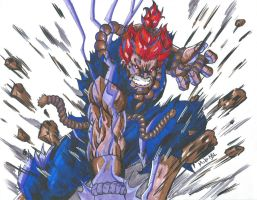 Akuma Scan by MikeES