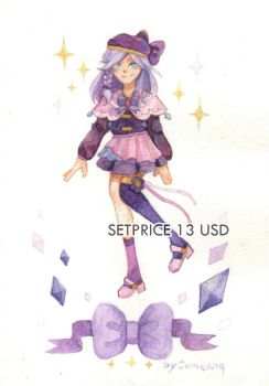 OPEN - Magical purple set price Points/Paypal by Someanq