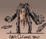 Earth Colossus by DClayne