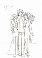 Keiro and Company by Forever-Sam
