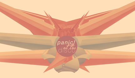 Panic, At The Disco by eslis