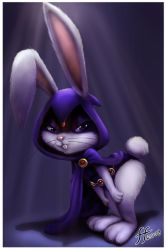 Bunny Raven by 14-bis