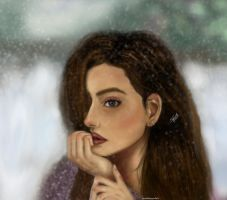 Cuz its too cold outside for angels to fly by sarrahhamyied