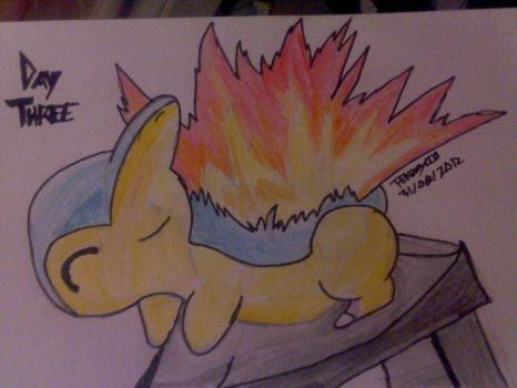 30 Day Pokemon Challenge - Day Three by The-Krazy-One