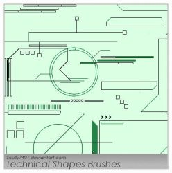 Technical Shapes by Scully7491