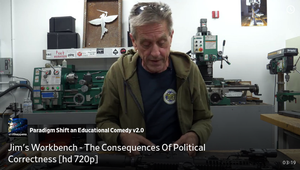 Jim's WRKBCH Consequences Of Political Correctness by paradigm-shifting