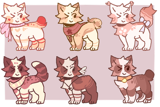More kitten adopts -CLOSED- by spvcepup