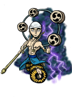 chibi enel by DarkFalcon-Z