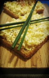 Egg pate without mayonnaise. by CookConcept