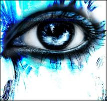 Ice Eye by MOMOroxette