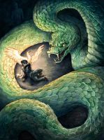 The Chamber of Secrets by jenhuggybear