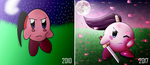 Draw It Again! Kirby Edition by PendulumWing