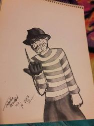 freddy by somechick73