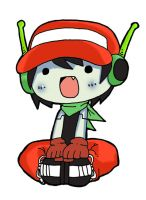 Cave story - Main Protagonist by fahrenheight
