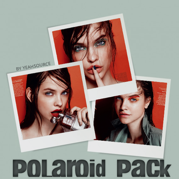 Polaroid PACK by yeahsource by oursheartsps