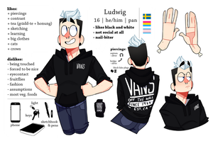 Meet The Artist 2018 + REF by LudwigETC