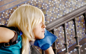 FFIX - I'm Waiting For You by MitsukoUchiha