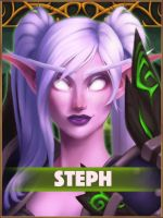 Steph Badge by Fynara