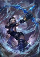 Ashe by CGlas