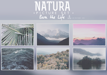 Natura [Picture Set] by Burn-the-life