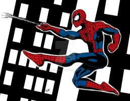 Spidermancolor by darlinginc