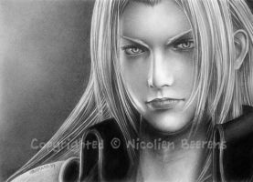 Sephiroth - Mako Glare by Cataclysm-X