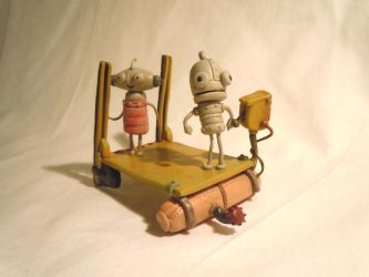 Machinarium by Subbykun