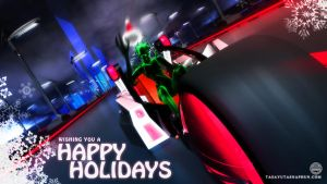 Happy Holidays for 11 by siamgxIMA