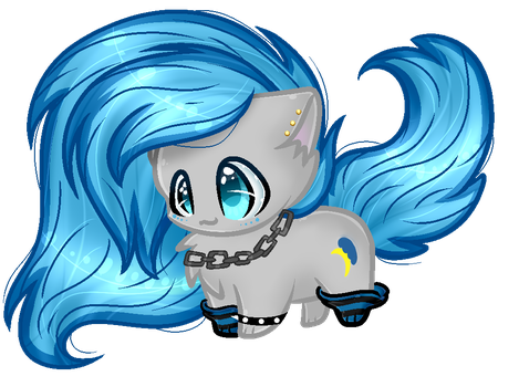 .: Commission :. [[MoonBeam Kitty]] by MLPCrystalHarmony