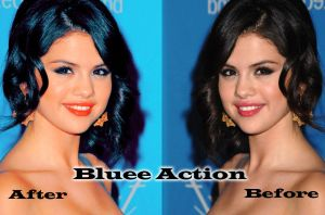 Bluee_Action by Megandreamer