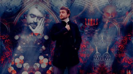 Daniel Radcliffe wallpaper 14 by HappinessIsMusic