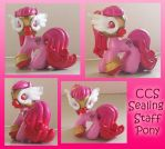 CCS Sealing Staff Pony by BiSnarkian