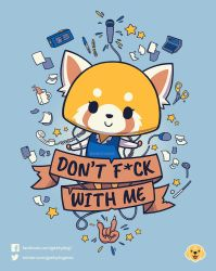 Don't F*ck With Me / On Qwertee today 14th June!! by Geekydog