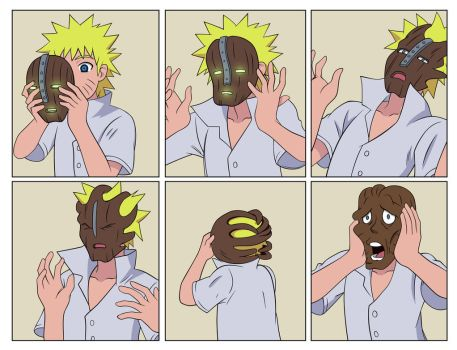 Naruto The Mask of Loki TF 01 by OnyxSteelGray1213