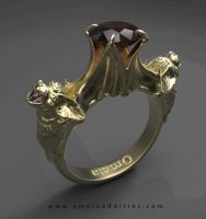 Nocturne Ring by kerinewton