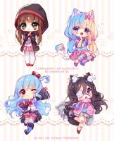 [+Videos] Commission - Chibi feelings by Hyanna-Natsu