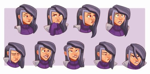 Sanctity adult expressions by Dark-S1ayer