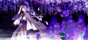 [KC] Wisteria upon Aconitum by Infinitum-Outbreak