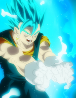 Manga 23 Dragon Ball Super - Vegetto Ready !!!! by SenniN-GL-54