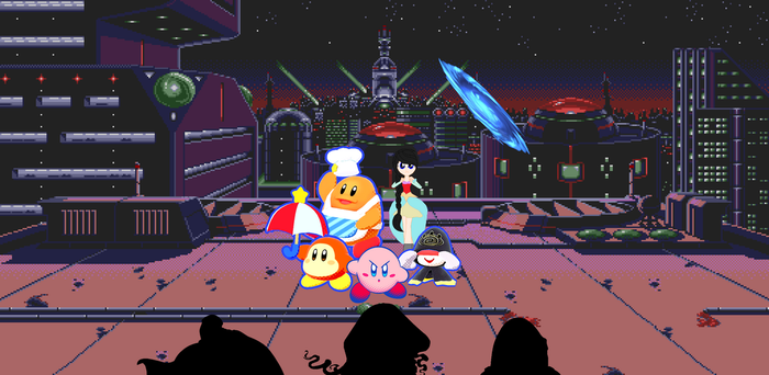 Help From the Star Allies by TheMultiverse101