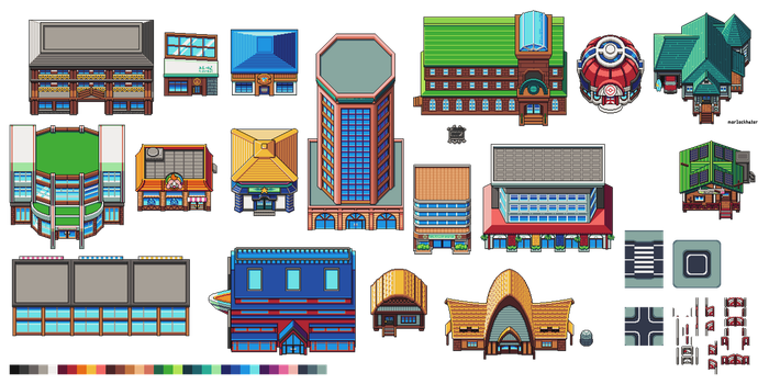 Tiles And Tilesheets On Tilespriters Deviantart