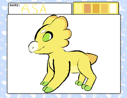 Asa (Not approved) by FNOKitty