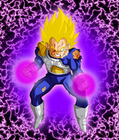 I AM A SUPER SAIYAN by Nassif9000
