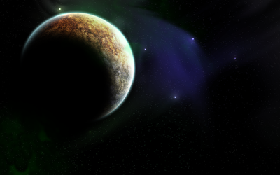 Lone Planet by Fixer48202