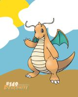 Dragonite Vector by TheIronForce
