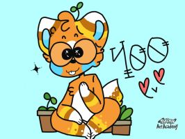 Plants are Friends! by spoiledegg