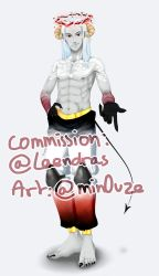 Commission for Laendras by Minouze