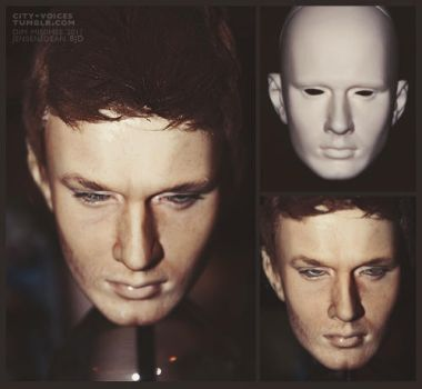 Dean Winchester BJD - progress! by Fear-Me-December