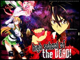 High School Of The Dead Design by guto-strife-1
